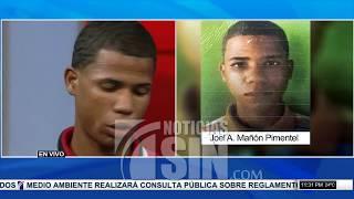 "Se entrega por Noticias SIN ""Cacon"" presunto implicado en asesinato de pareja de ancianos en Gazcue"