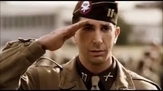 """Hermanos de sangre."""" Se saluda al rango no al hombre"""". (Castellano) thumbnail"""