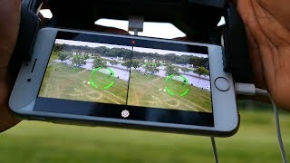 """You don't need Dji  Goggles Pt 2. Use """"Mavic FPV"""" for Iphone.  Best I have used yet!"""