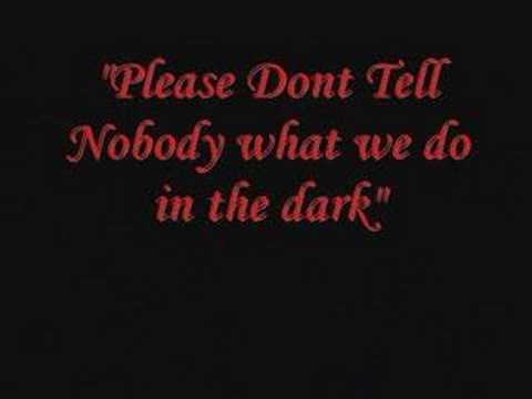 Omarion in The Dark