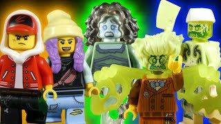 LEGO HIDDEN SIDE THE MOVIE TRAILER