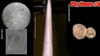 science news #5 drone, New Horizon Ultima thule, chang'e-4 moon landing