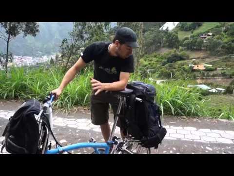 «Bikepacking»en Brompton ! Comment voyager avec votre vélo pliable ?