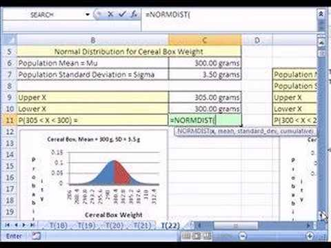 Ediblewildsus  Wonderful Excel Magic Trick  Normdist Function For Probability  Youtube With Outstanding Excel Magic Trick  Normdist Function For Probability With Delectable If Or If Excel Also Free Online Convert Pdf To Excel In Addition Add Series Name To Excel Chart And How To Update Microsoft Excel As Well As Excel Formulas For Average Additionally Excel  Powerpivot Addin From Youtubecom With Ediblewildsus  Outstanding Excel Magic Trick  Normdist Function For Probability  Youtube With Delectable Excel Magic Trick  Normdist Function For Probability And Wonderful If Or If Excel Also Free Online Convert Pdf To Excel In Addition Add Series Name To Excel Chart From Youtubecom