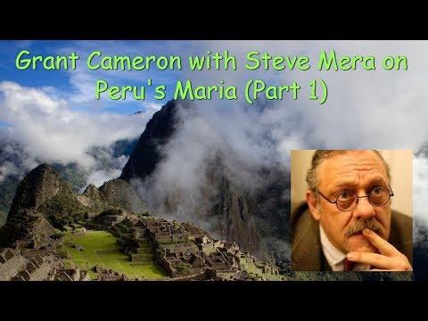 Grant Cameron And Steve Mera Nazca Mummy (Part 1)