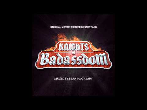 Bear McCreary - Joe's Power Ballad (feat. Brendan McCreary) - Knights of Badassdom OST