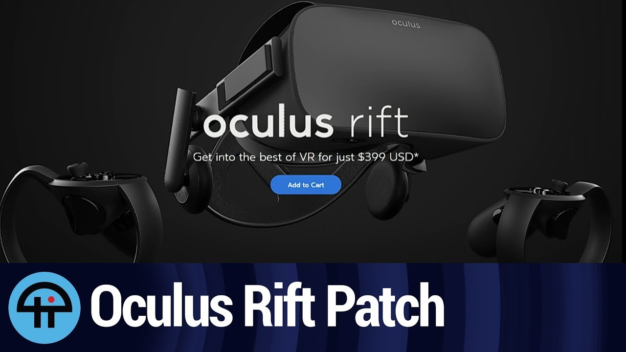 Oculus Rift Patch Fixes Expired Certificate Issue