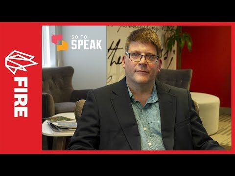 So To Speak Podcast: 'True Threats' With David L. Hudson Jr. [audio]