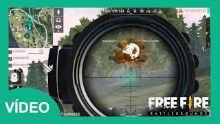 [VÍDEO] FREE FIRE I HEADSHOT COM KAR 98