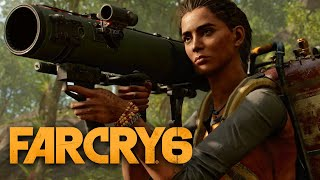Far Cry 6 -  Giancarlo Gives You Very Real (Not Fake) Gameplay Tips & Tricks