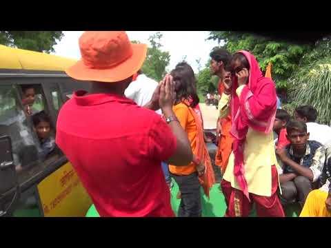 Avatar Re Bhola Bhala se stage show Pancham Pardesi Aachal Pandey
