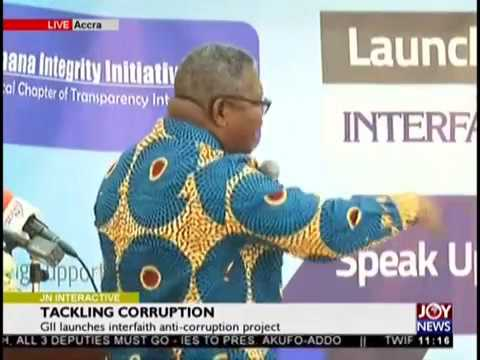 Tackling Corruption - JoyNews Interactive (8-8-18)