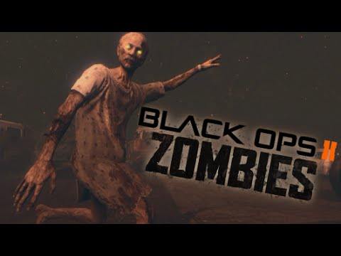 The Forgotten Zombies Mode - Diner Turned 46 Kills - Black Ops 2 Zombies