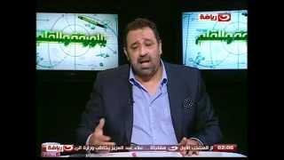 بالورقة والقلم   | مجدي عبد الغني عن وقوفه رمضان صبحي على الكرة: لاعب جيد جداً