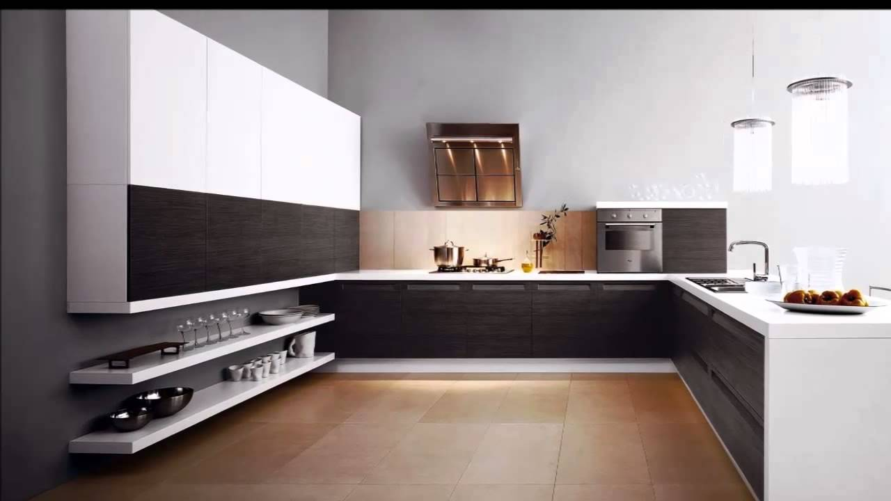Dise o cocinas modernas youtube for Cocinas de diseno 2016