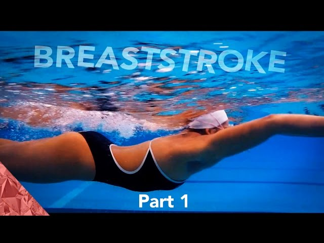How To Swim The Breaststroke With Pictures