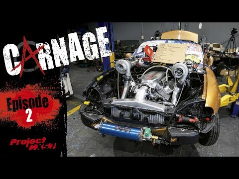 CARNAGE Episode 6: Project MX5.7 Part 2