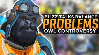 Overwatch: Blizzard Talks Balance Problems - OWL Controversy