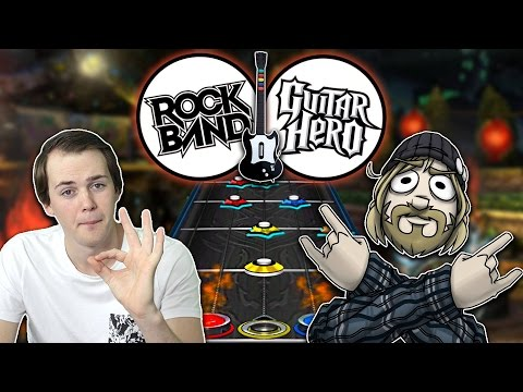 7 Bands We Love Thanks To Rock Band & Guitar Hero (ft. TheRockCritic)