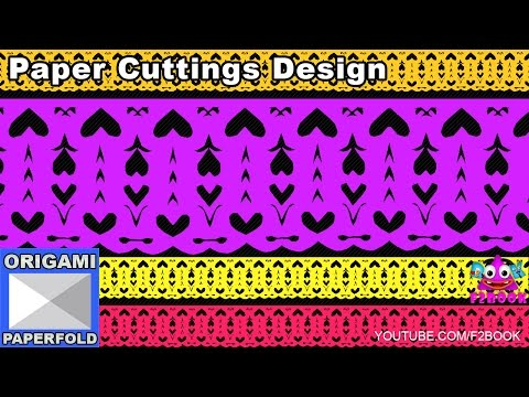 87 Paper Cutting Design Easy Paper Craft Tutorial Room Decor Diy