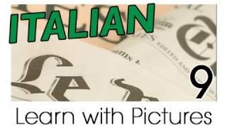 Learn Italian - Italian Bookstore Vocabulary