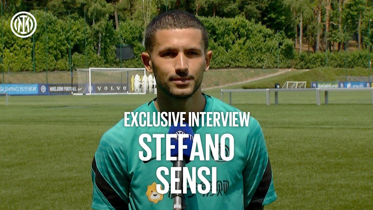 STEFANO SENSI | Exclusive Inter TV Interview | #InterPreSeason #IMInter 🎙️⚫️🔵🇮🇹 [SUB ENG]