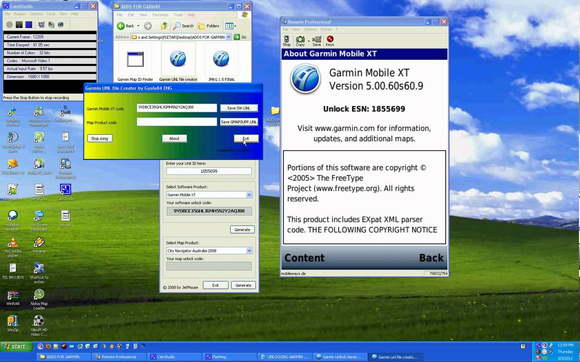 Garmin mobile® pc | garmin.
