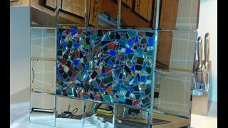 Diy Mosaic Tiled Mirror