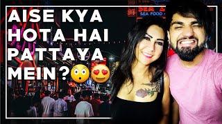 Pattaya Vlog | Walking Street Pattaya | Massage in Thailand | Apaar Sharma