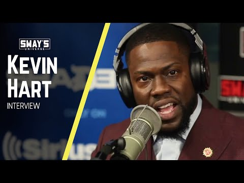 "Kevin Hart Gives Strategy Advice & Talks ""The Secret Life of Pets 2' 