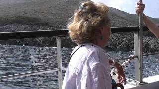 My fifth Kefalonia and Zakynthos holiday video(Zakynthos Island, a trip on a Speedboat to Navagio Beach to see the Shipwreck. This was high power (800hp) and zipped past all the other craft on the sea., 2013-11-18T06:31:13.000Z)