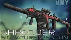 Farcry 3 - 'Shredder' Signature Weapon Gameplay (Vector .45 ACP)