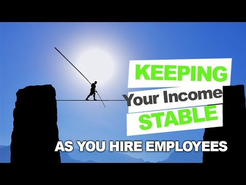 How to Keep Your Income Stable When Hiring New Employees