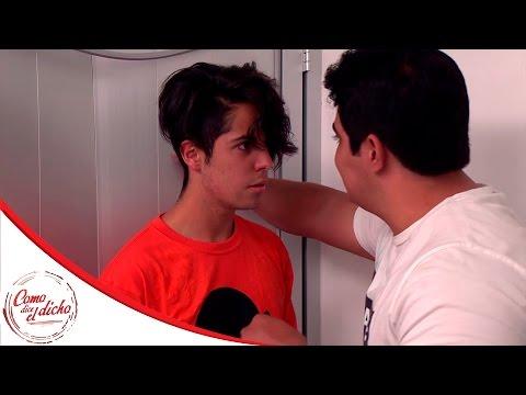Sebastián defiende a Amalia | Al hombre osado... | Como dice el dicho