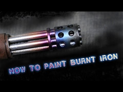Ammo Acrylic Metal Paint Review