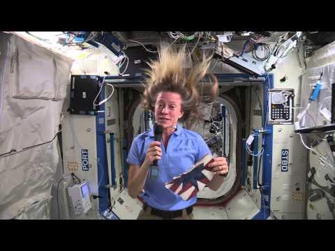 Astronomical Block Challenge with Karen Nyberg