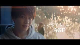新CM「ブレンディ」スティック 朝オーレ!篇は10月1日より全国オンエア.