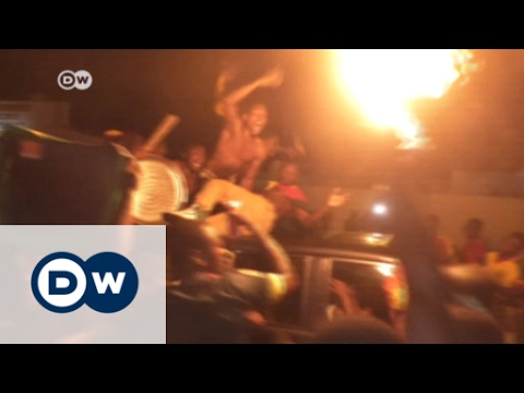 Cameroon fans overjoyed over reaching final | DW News