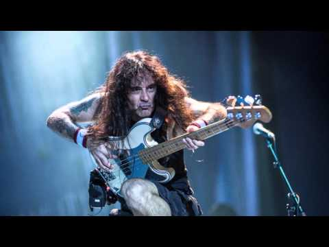 Iron Maiden - The Number Of The Beast (Bass Only/ Isolated Track)