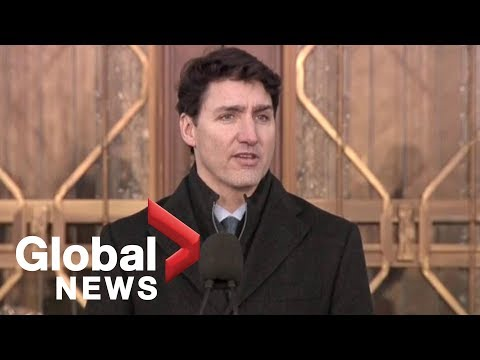 Justin Trudeau calls death sentence for Canadian in China arbitrary
