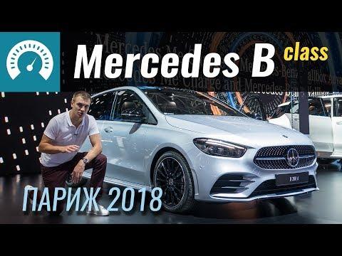 Mercedes-Benz B-Class W247 Хетчбек
