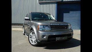 Review of 2010 Range Rover Sport at Russell Jennings
