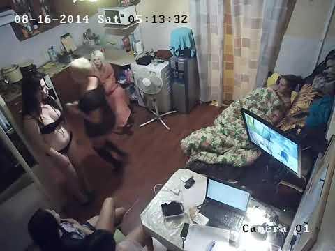 Ограбление барделя СПБ 21.01.16