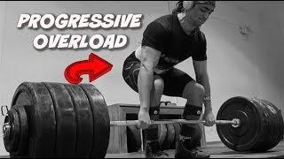 How Progressive Overload Actually Works