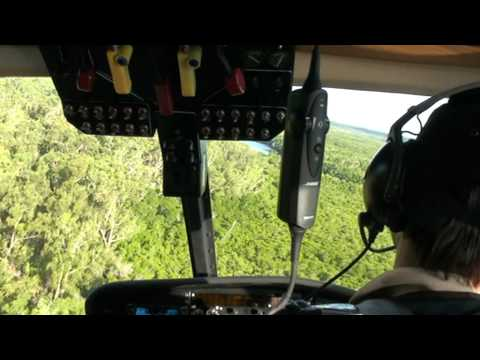 Helicopter Ride Darwin NT