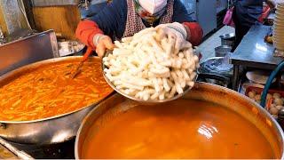 제주도 길거리 음식 top10 몰아보기 / 분식, 떡볶이, 순대, 야시장 Tteokbokki, sundae - Street food in Jeju Island, Korea