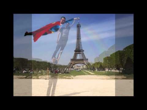 Eiffel Guy (Can Someone Photoshop Eiffel Tower Under My Finger?)