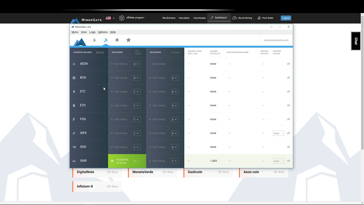How to Set Up MinerGate For Cryptocurrency Mining