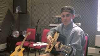 "Sam Tompkins - ""Latch"" by Disclosure #SingOutLoudSundays"