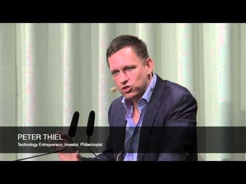 Lunch Talk mit Peter Thiel